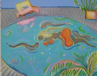 Pool Girl III